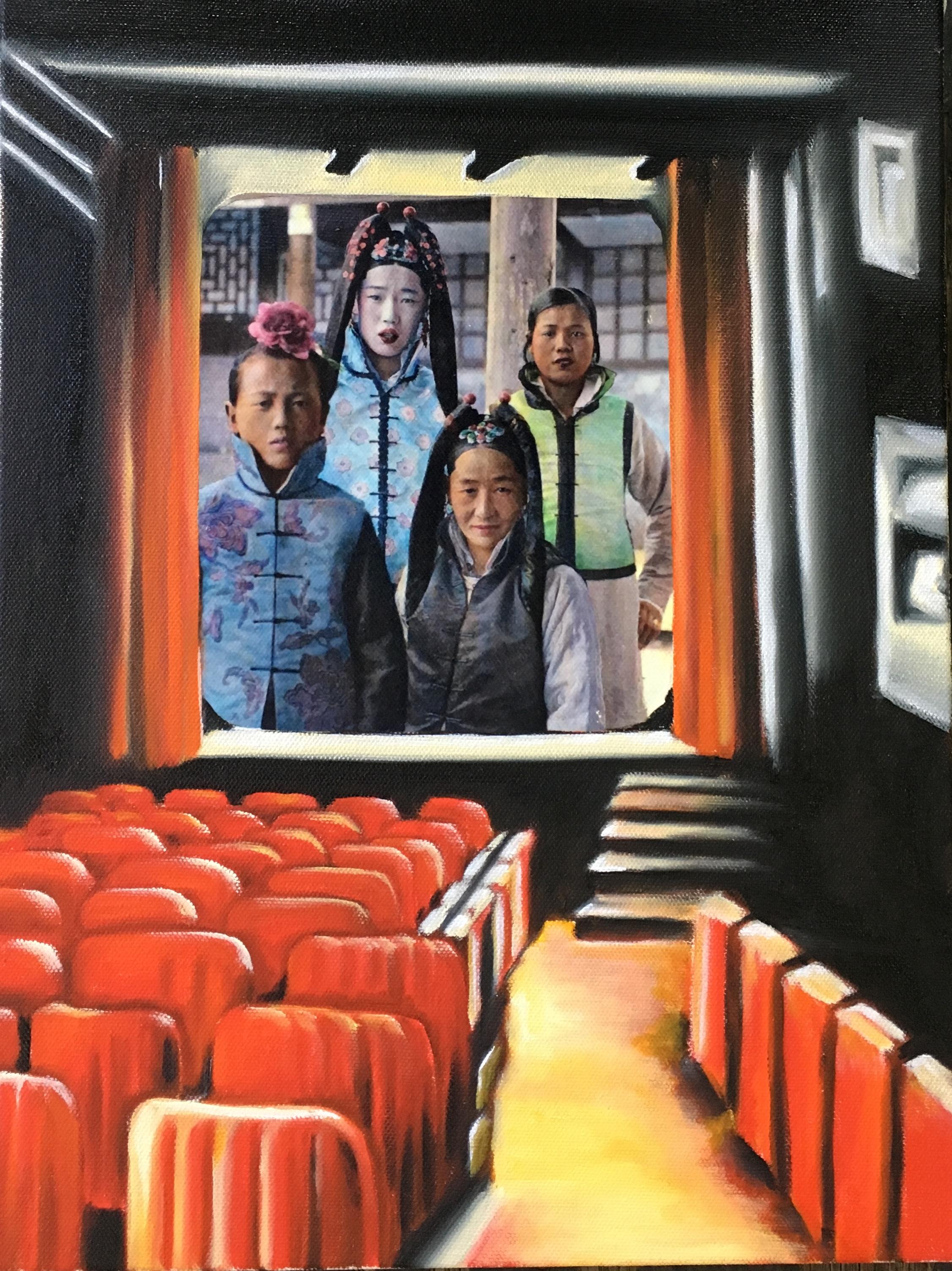 Waiting for/Theatre de La Huchette