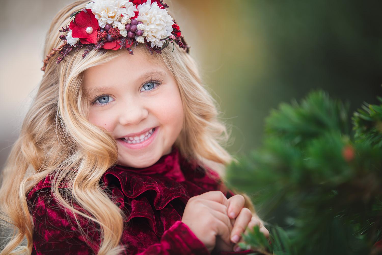 Children's Portraiture | Modesto, California