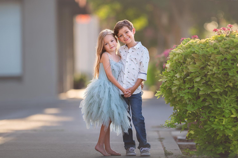 Downtown Ripon California | Kid Photographer