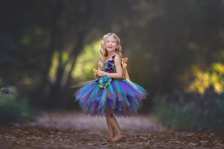 Ripon Fall Photographer | Children's Portraits