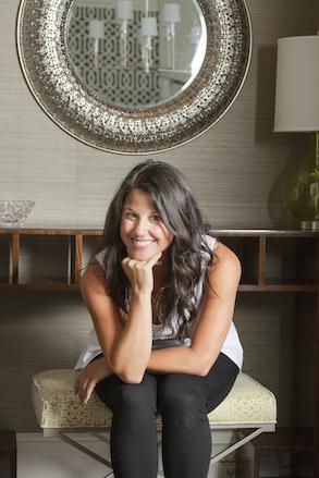 Lindsay Kate Bilchik Principal designer and owner of L. Kate Interiors LLC, based in Westport, Connecticut