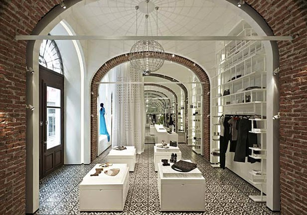 The light and airy Arzu Kaprol outpost in Galata