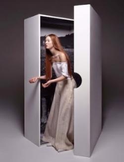 Maggie's Box, Yohji Yamamoto campaign 1998