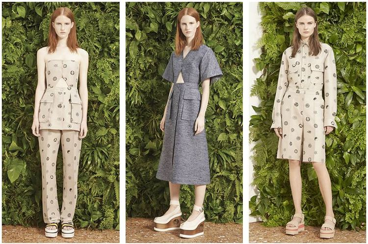 Looks from Spring 2015