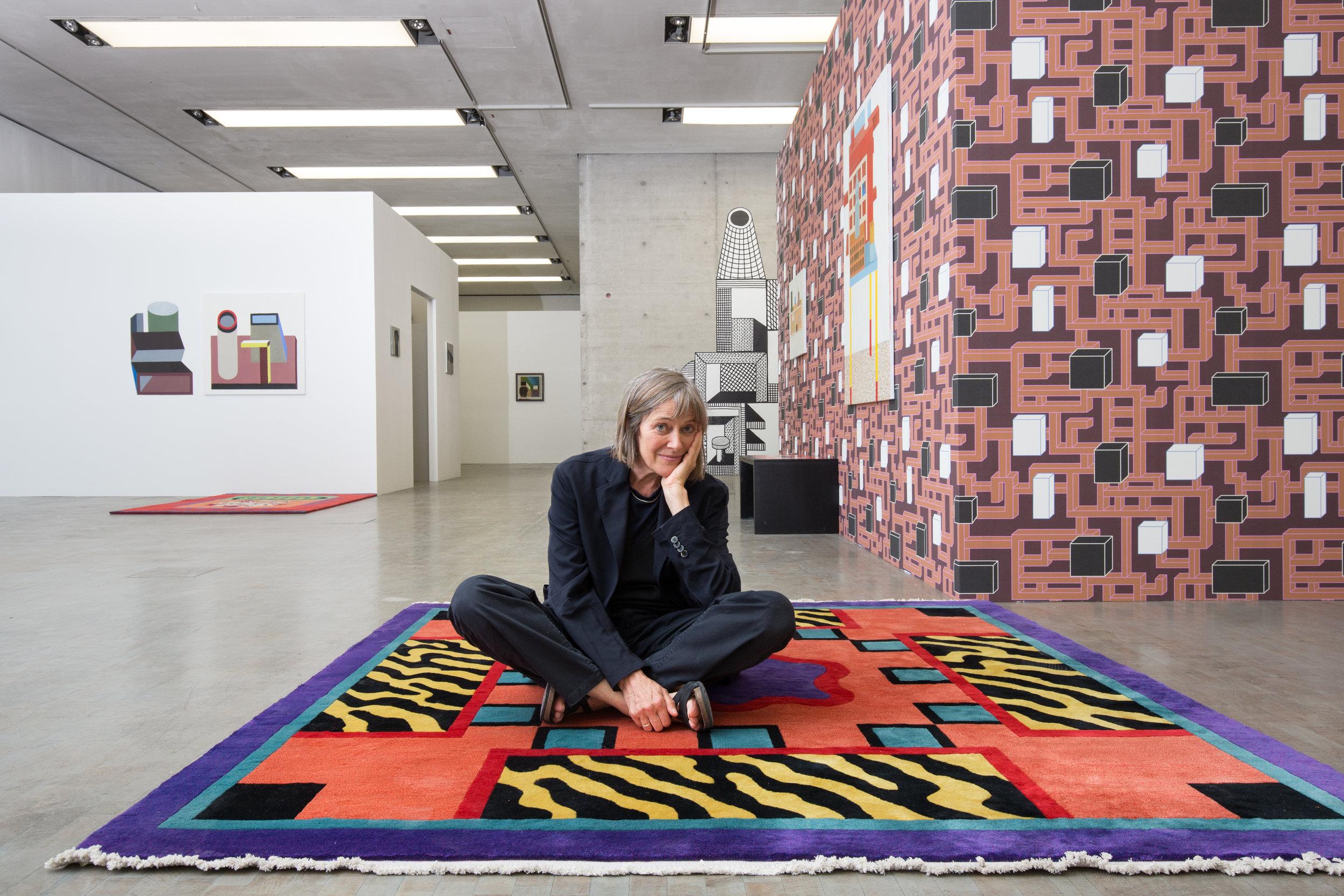 Nathalie du Pasquier, courtesy of Kunsthalle Wien