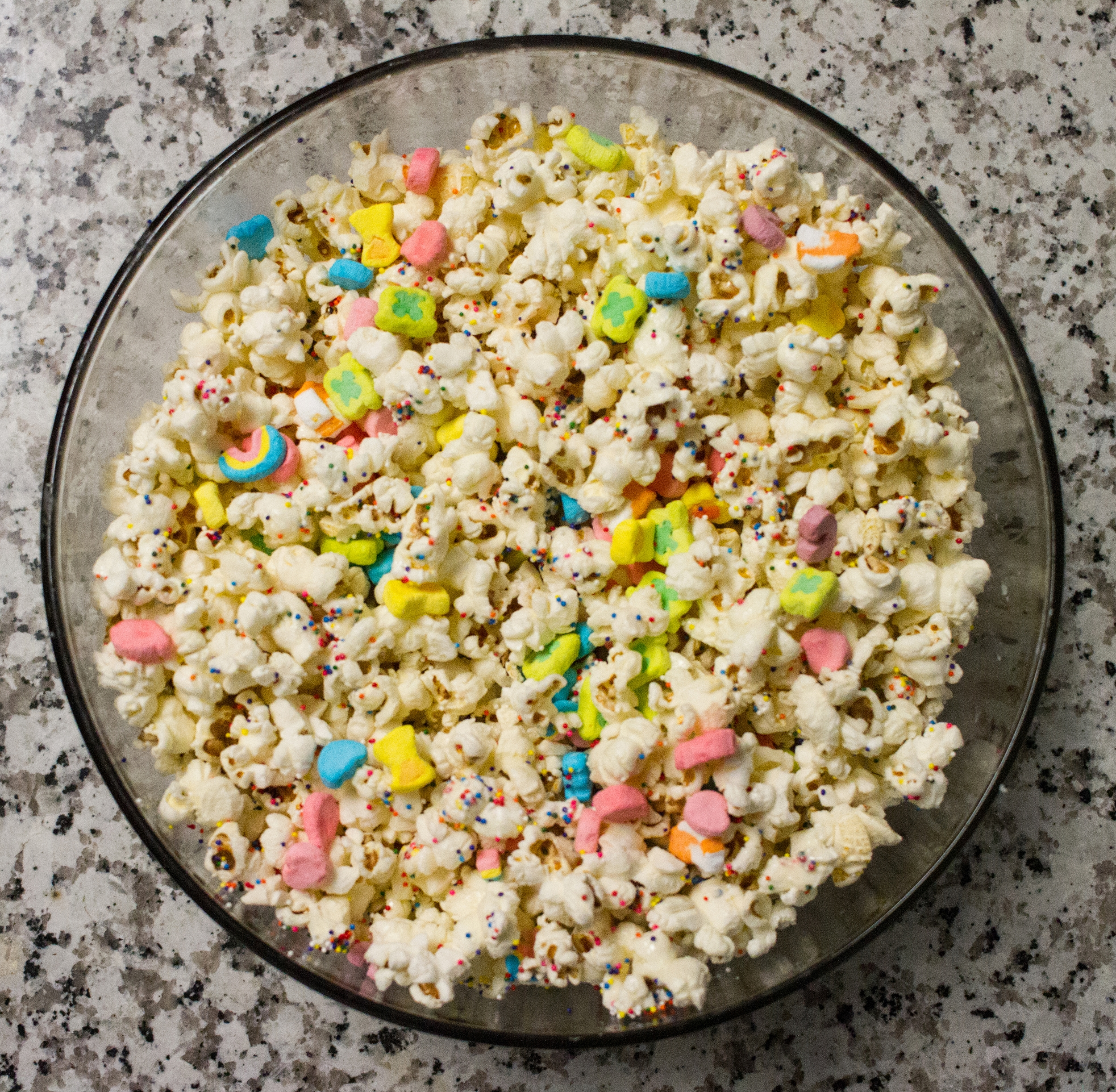 Sweet & Salty Party Popcorn Recipie