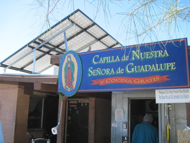 Casa Maria Soup Kitchen Technicians For Sustainability