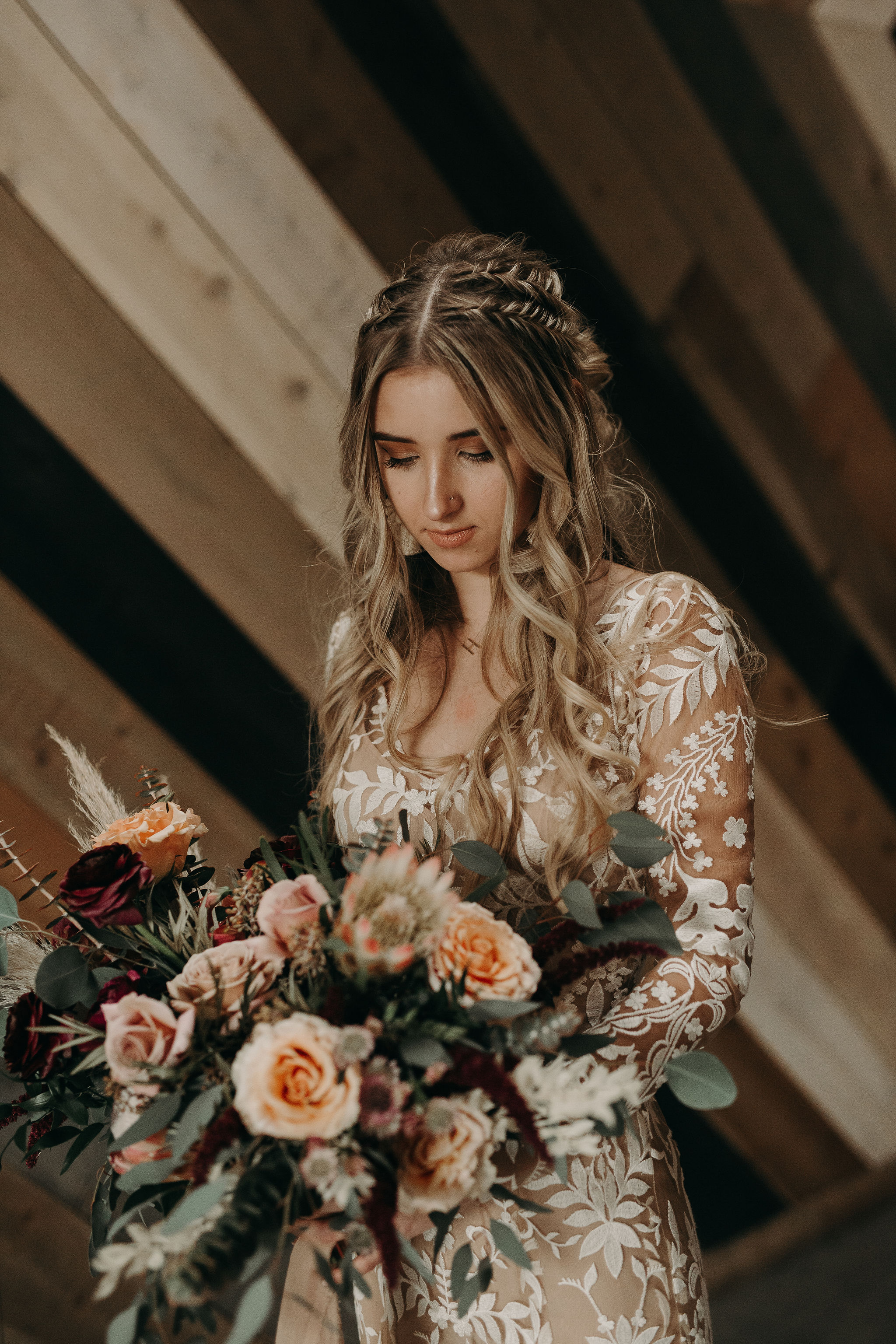 boho protea bridal bouquet.jpg