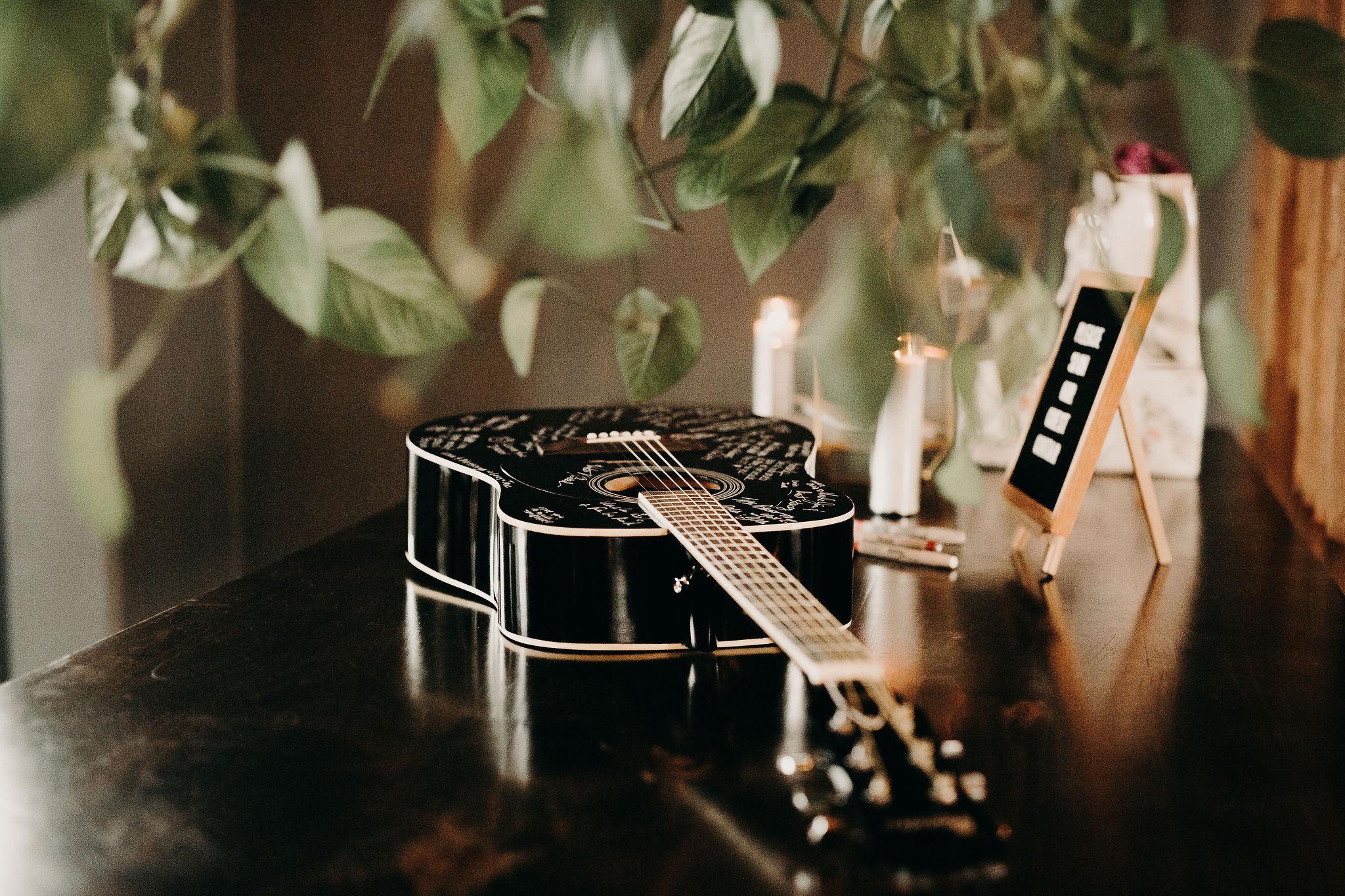guitar guest book table.jpg