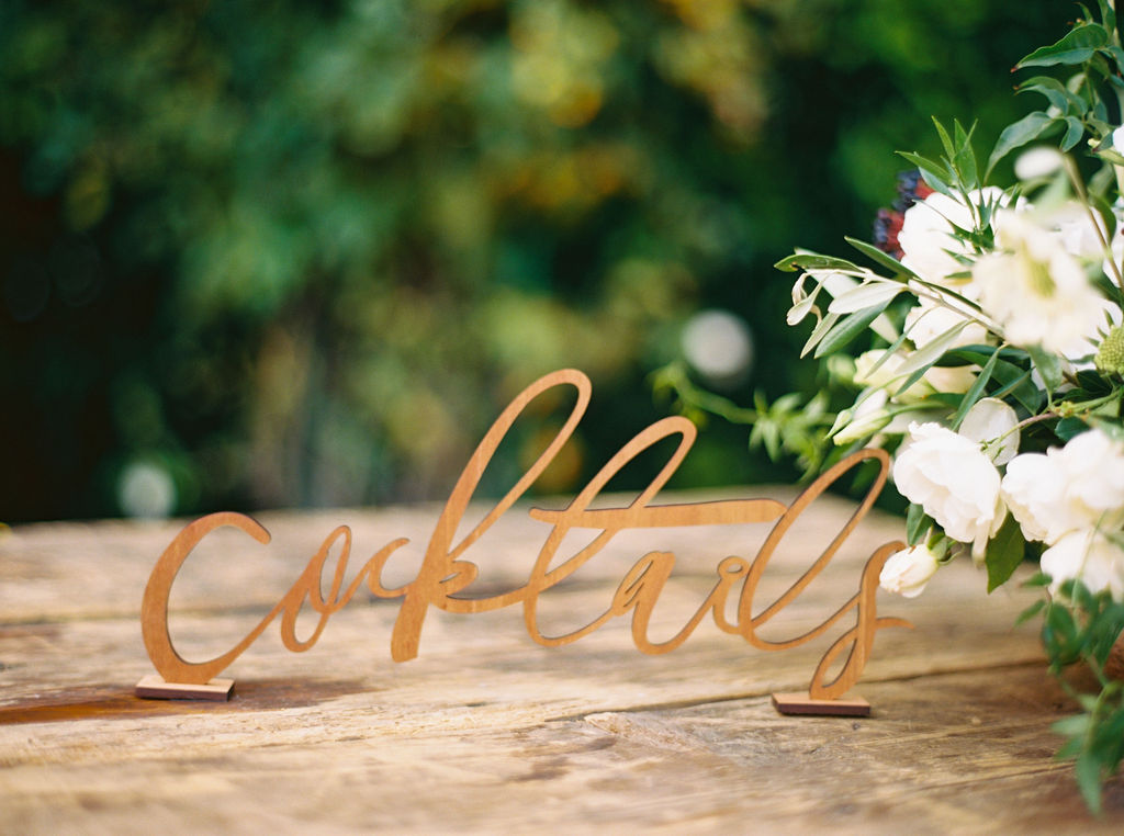 custom cocktail sign flowers.JPG