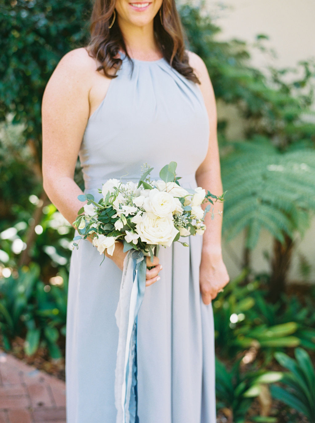 white and blue bridesmaid bouquet.JPG
