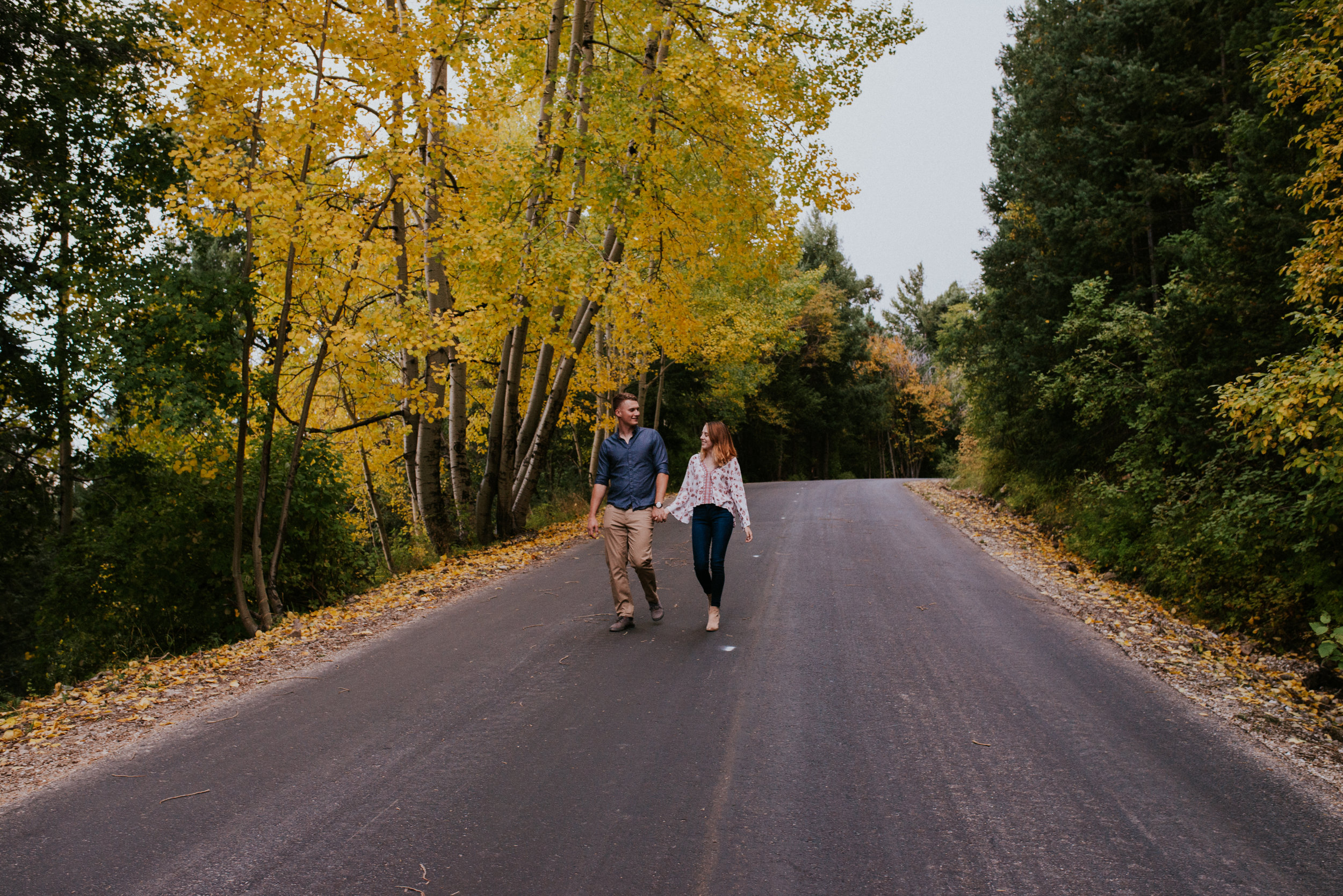 Fall Stormy Engagement Session Mount Lemmon-18.jpg