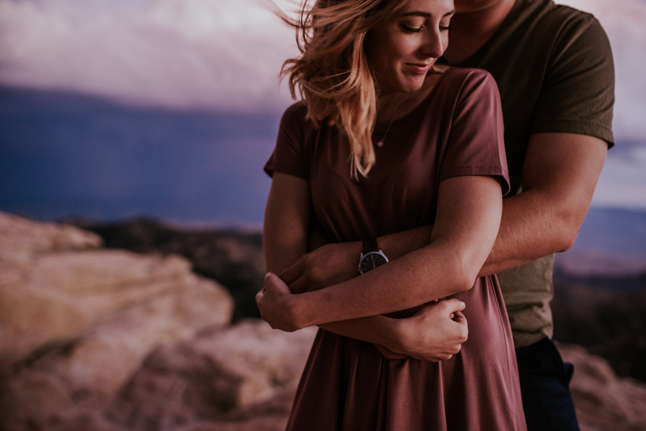 Fall Stormy Engagement Session Mount Lemmon-34.jpg
