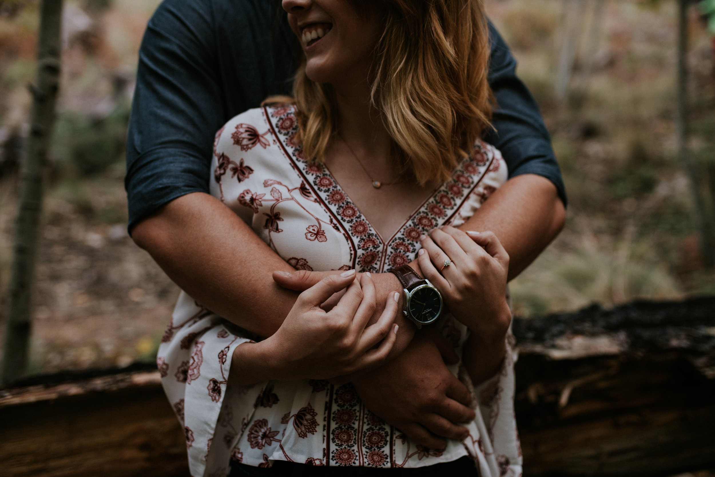 Fall Stormy Engagement Session Mount Lemmon-37.jpg