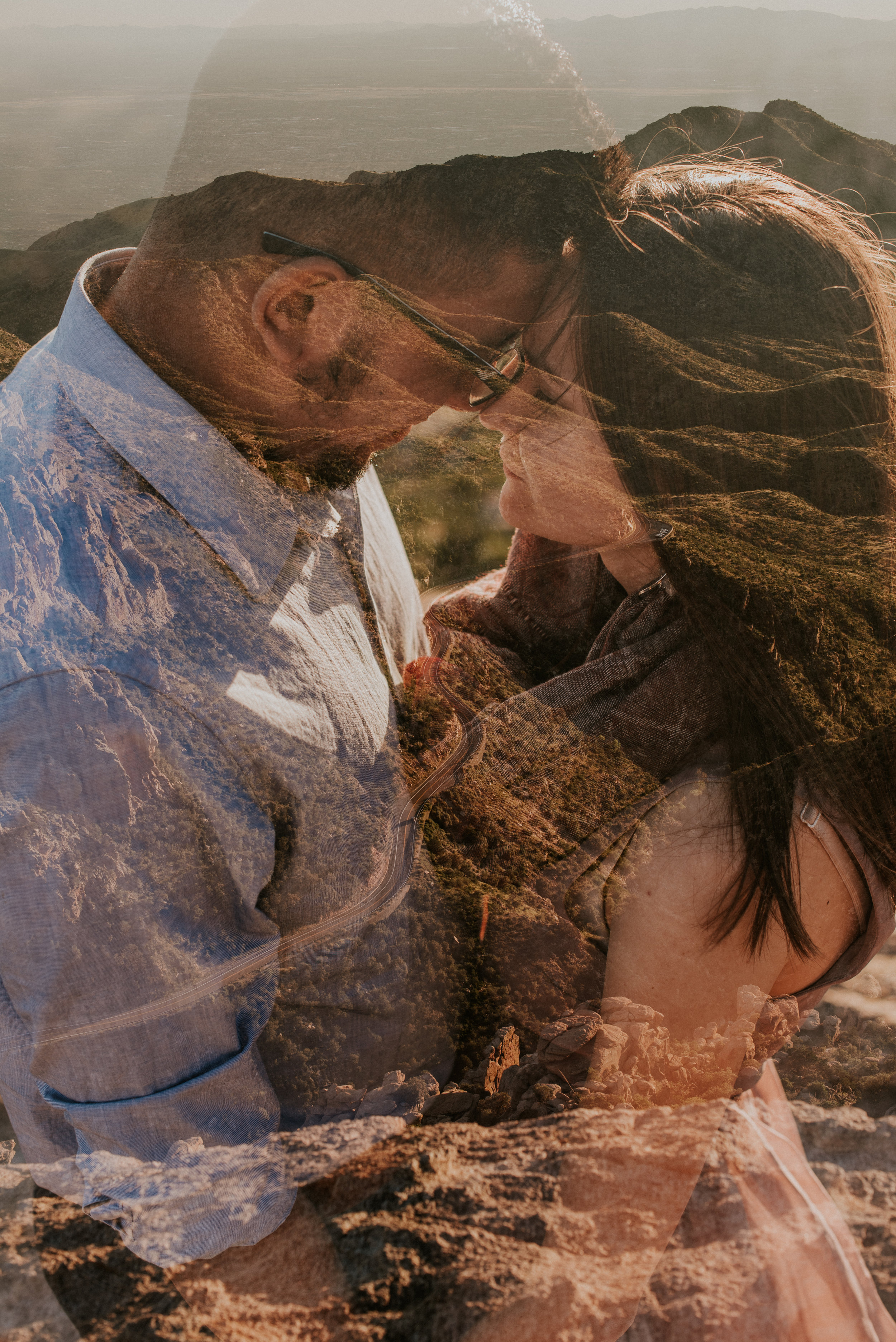 Romantic Fall Mountain Engagement Session Mount Lemmon-58.jpg