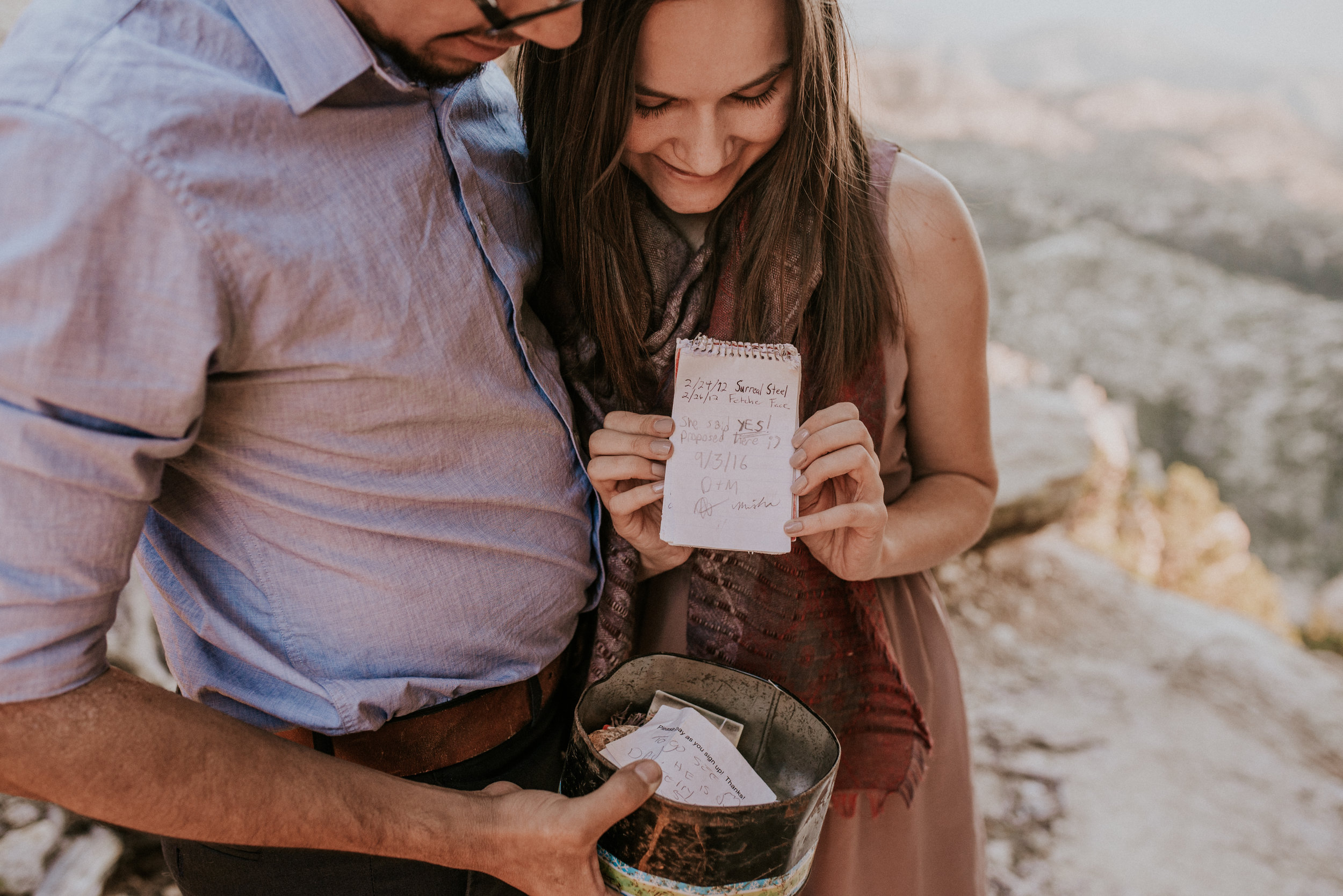 Romantic Fall Mountain Engagement Session Mount Lemmon-68.jpg