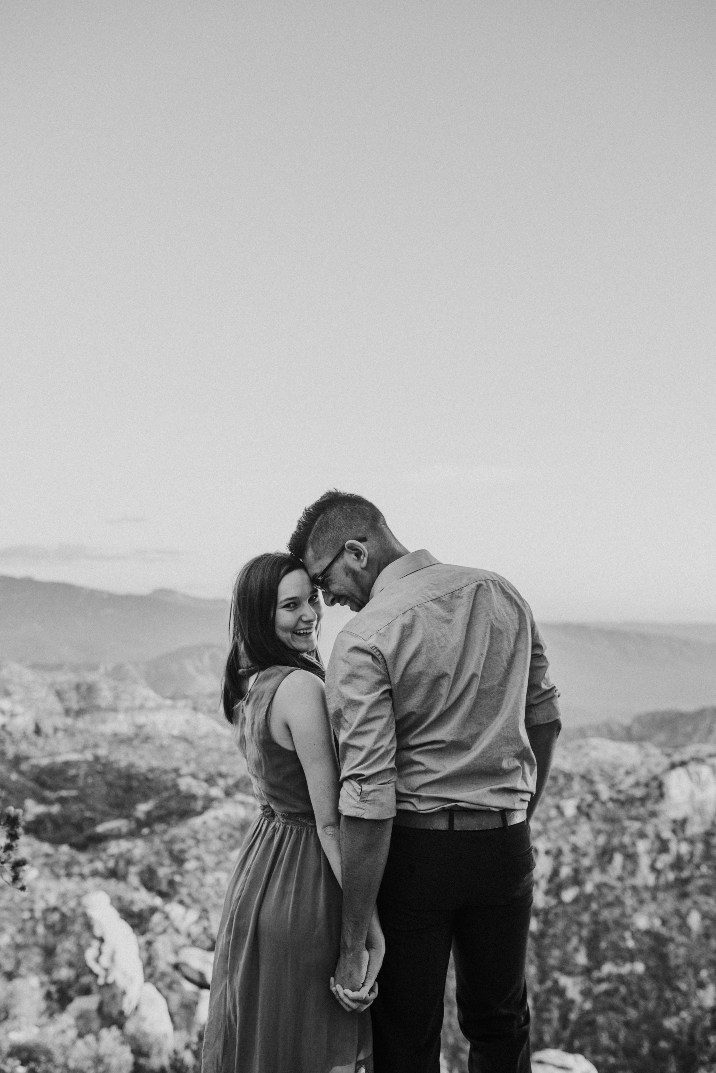 Romantic Fall Mountain Engagement Session Mount Lemmon-77.jpg