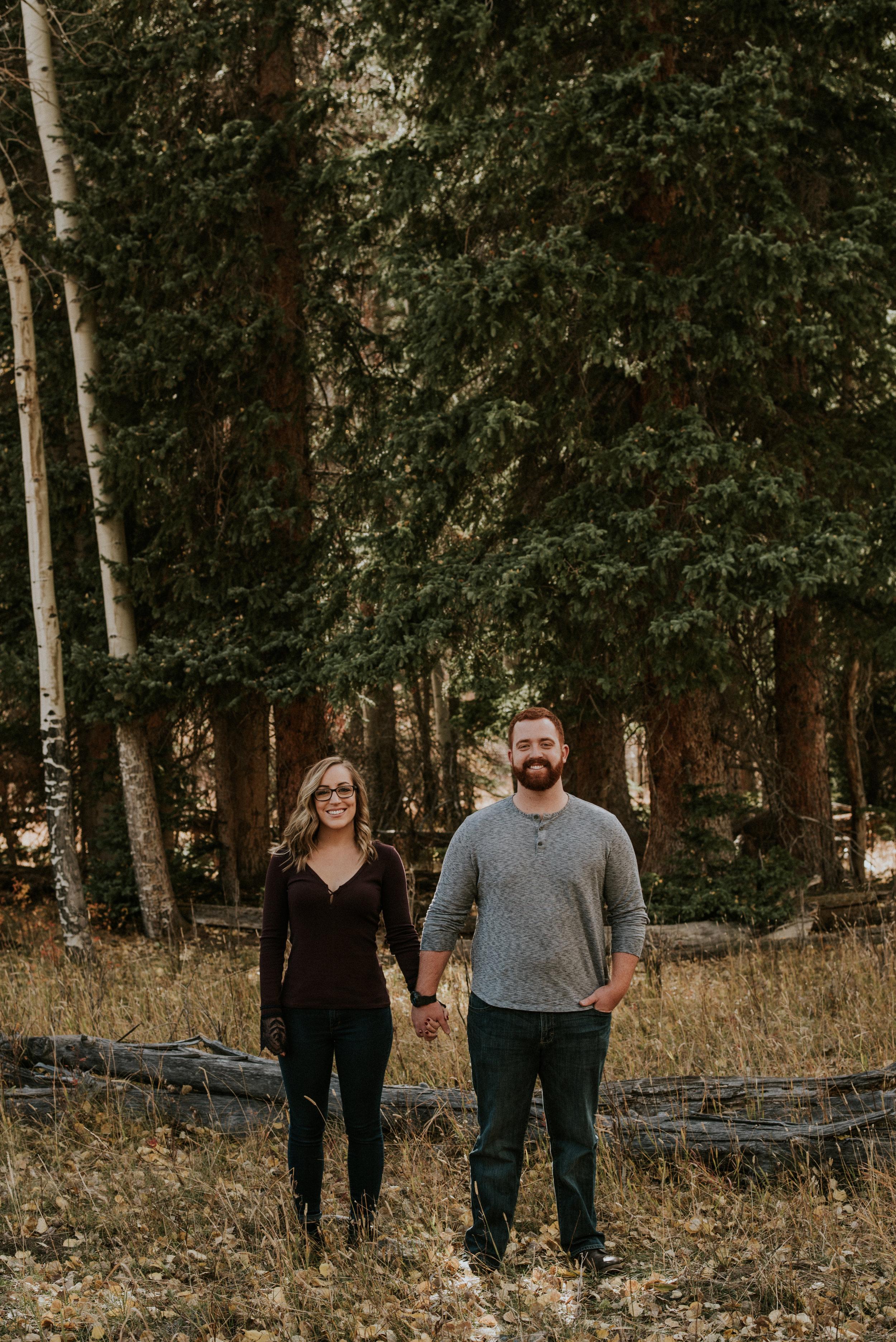Romantic Windy Rocky Mountain National Park Engagement Photographer-7.jpg