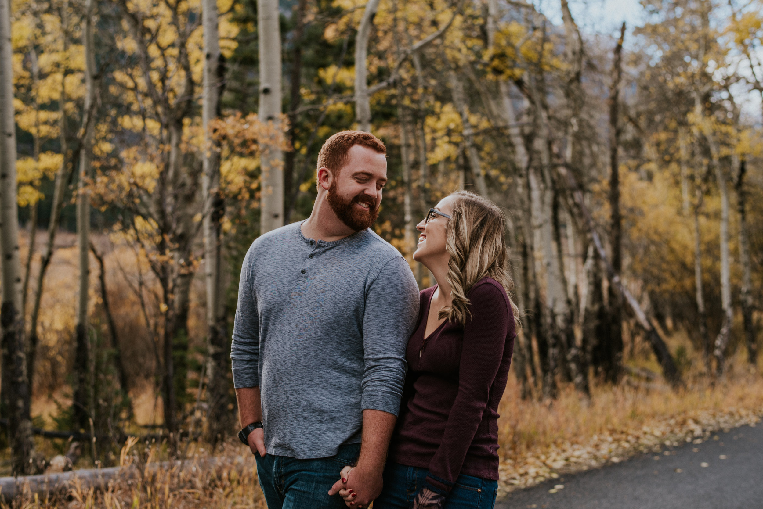 Romantic Windy Rocky Mountain National Park Engagement Photographer-41.jpg