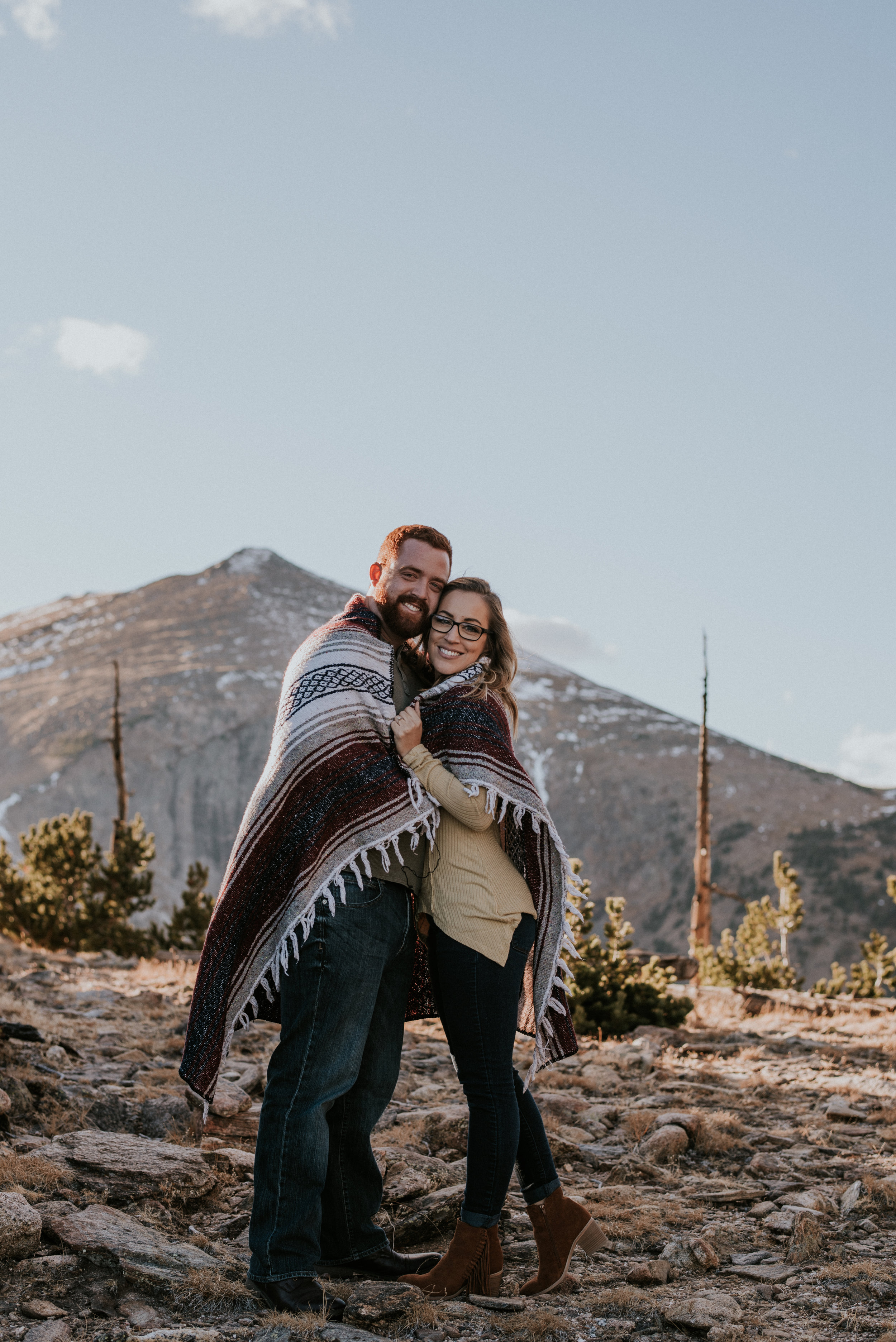Romantic Windy Rocky Mountain National Park Engagement Photographer-78.jpg