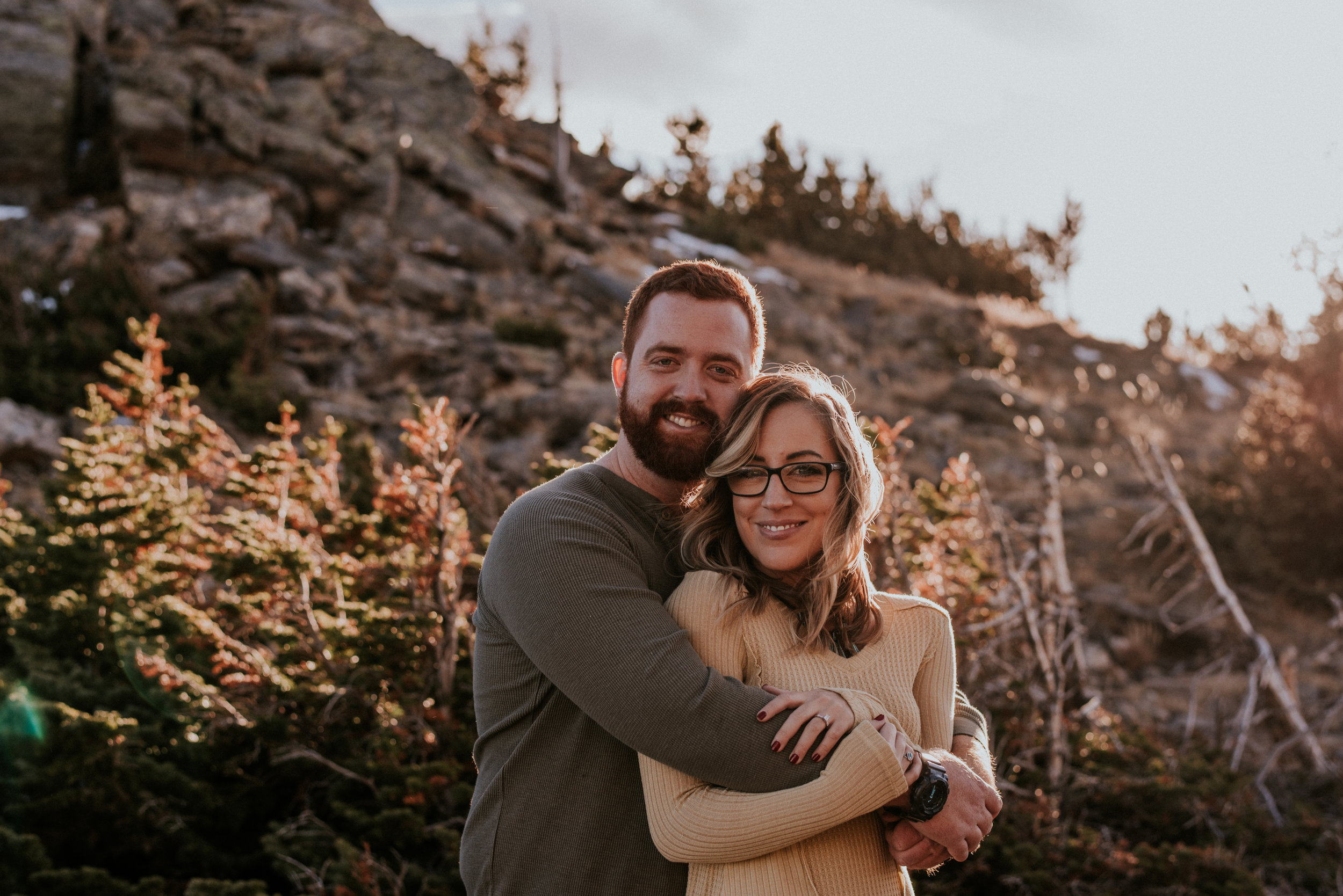 Romantic Windy Rocky Mountain National Park Engagement Photographer-87.jpg