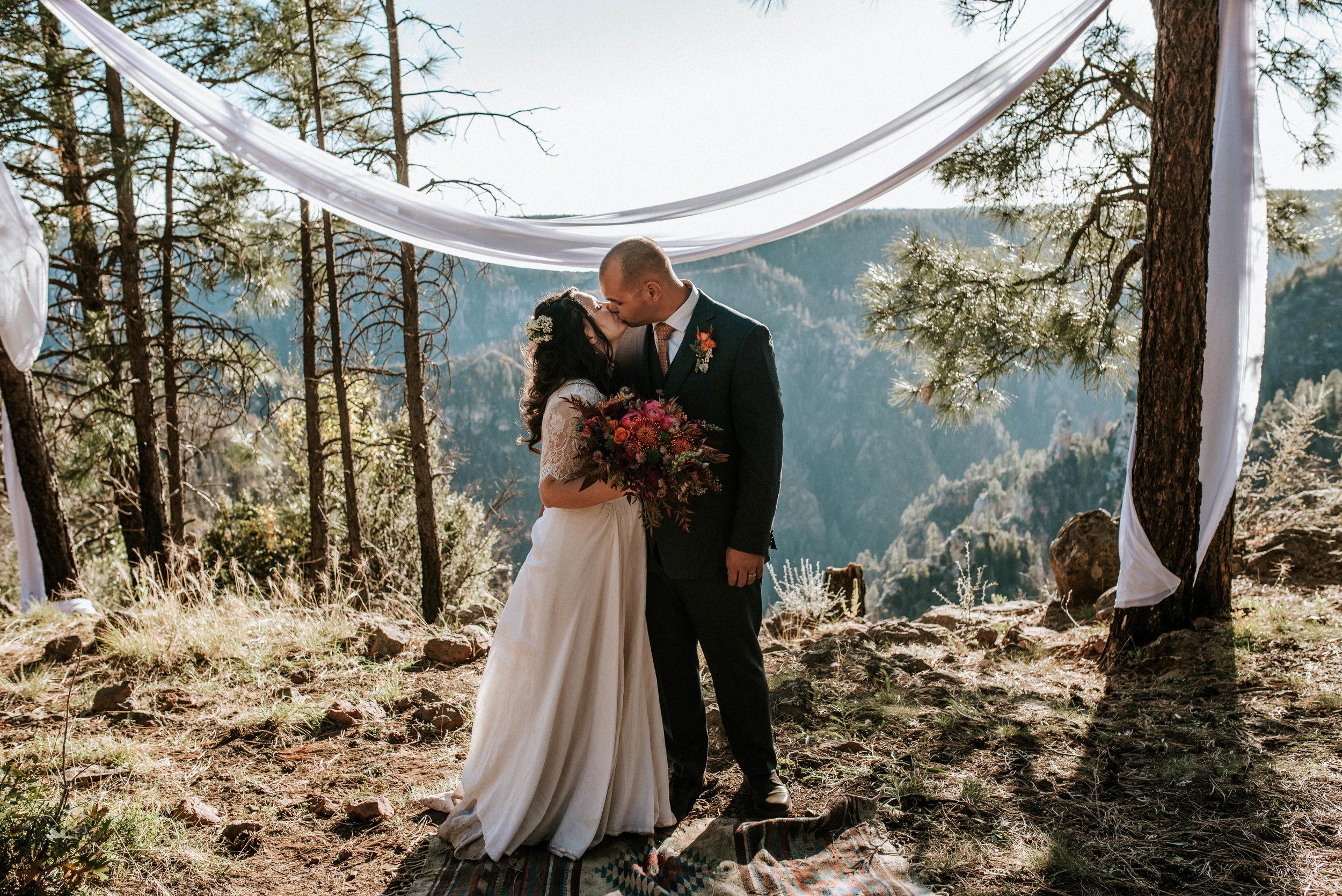 Intimate Adventure Fall Sedona Wedding_-31.jpg