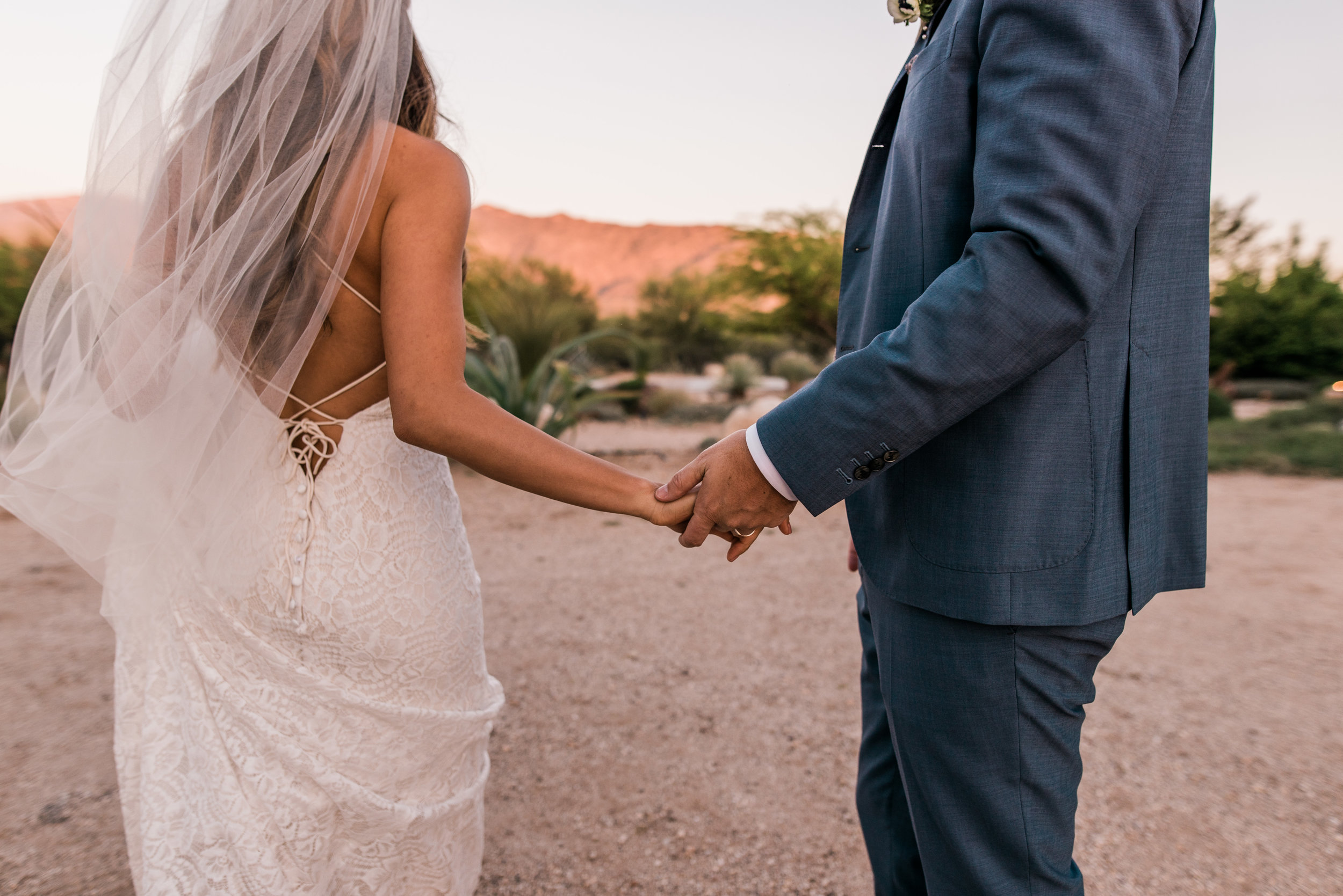 Tucson Private Estate Wedding