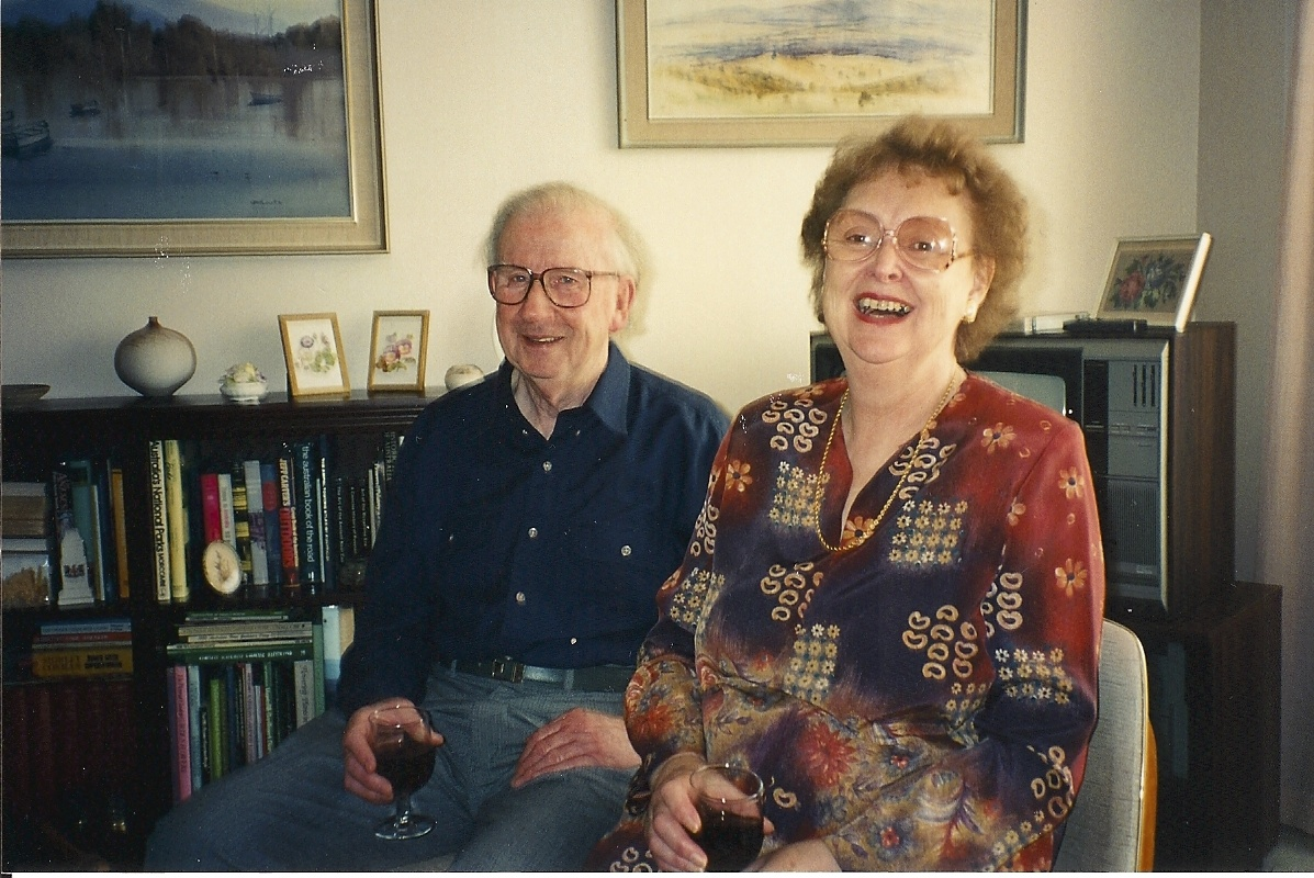 Adrian and Kathleen