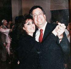 Rabbi Kenneth Berger with wife Aviva