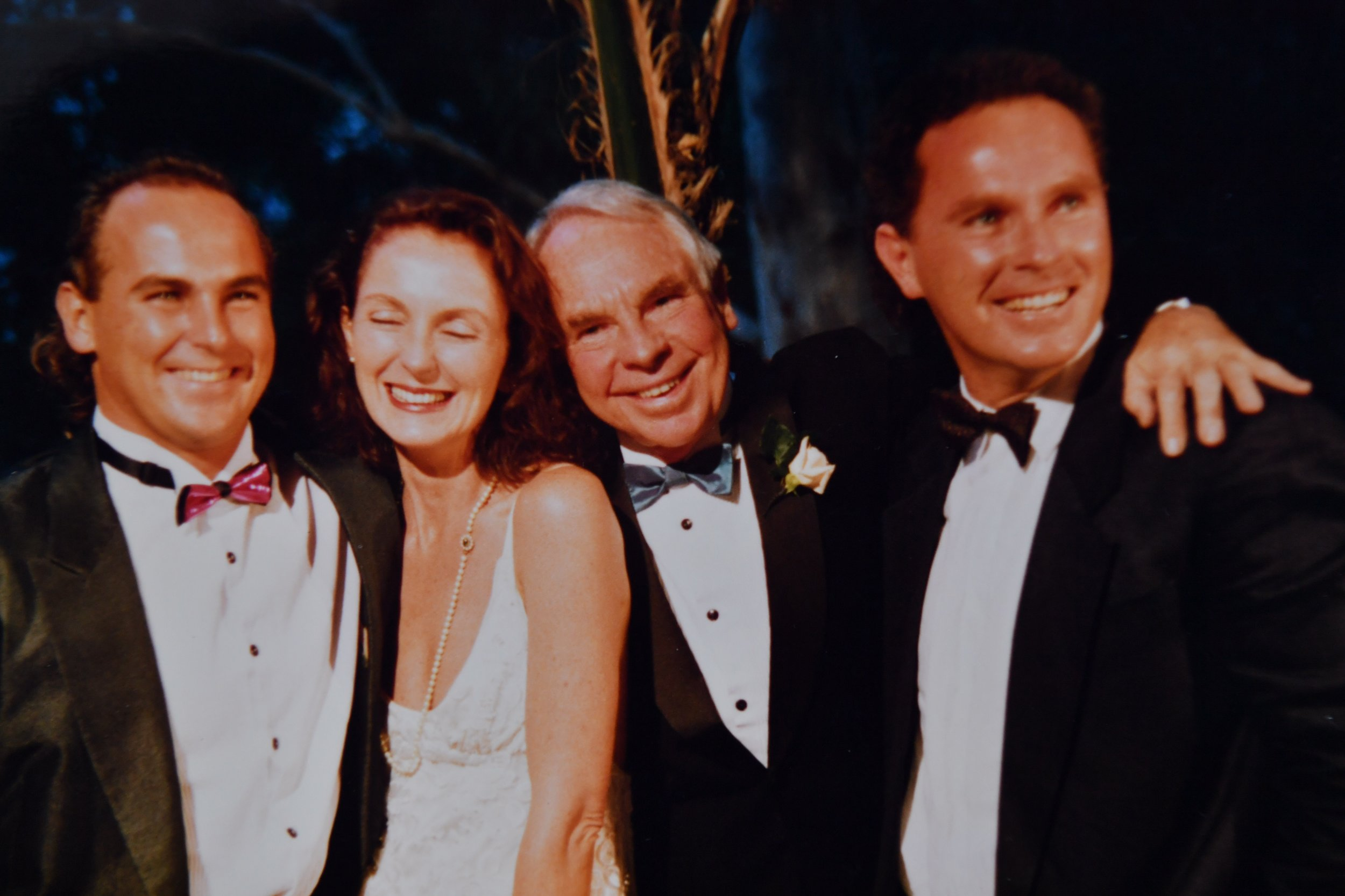 Johnny, Sally, Harry, Michael Gordon