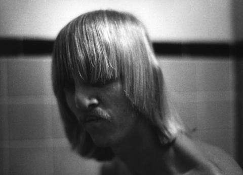 Self portrait, Arno Rafael Minkkinen