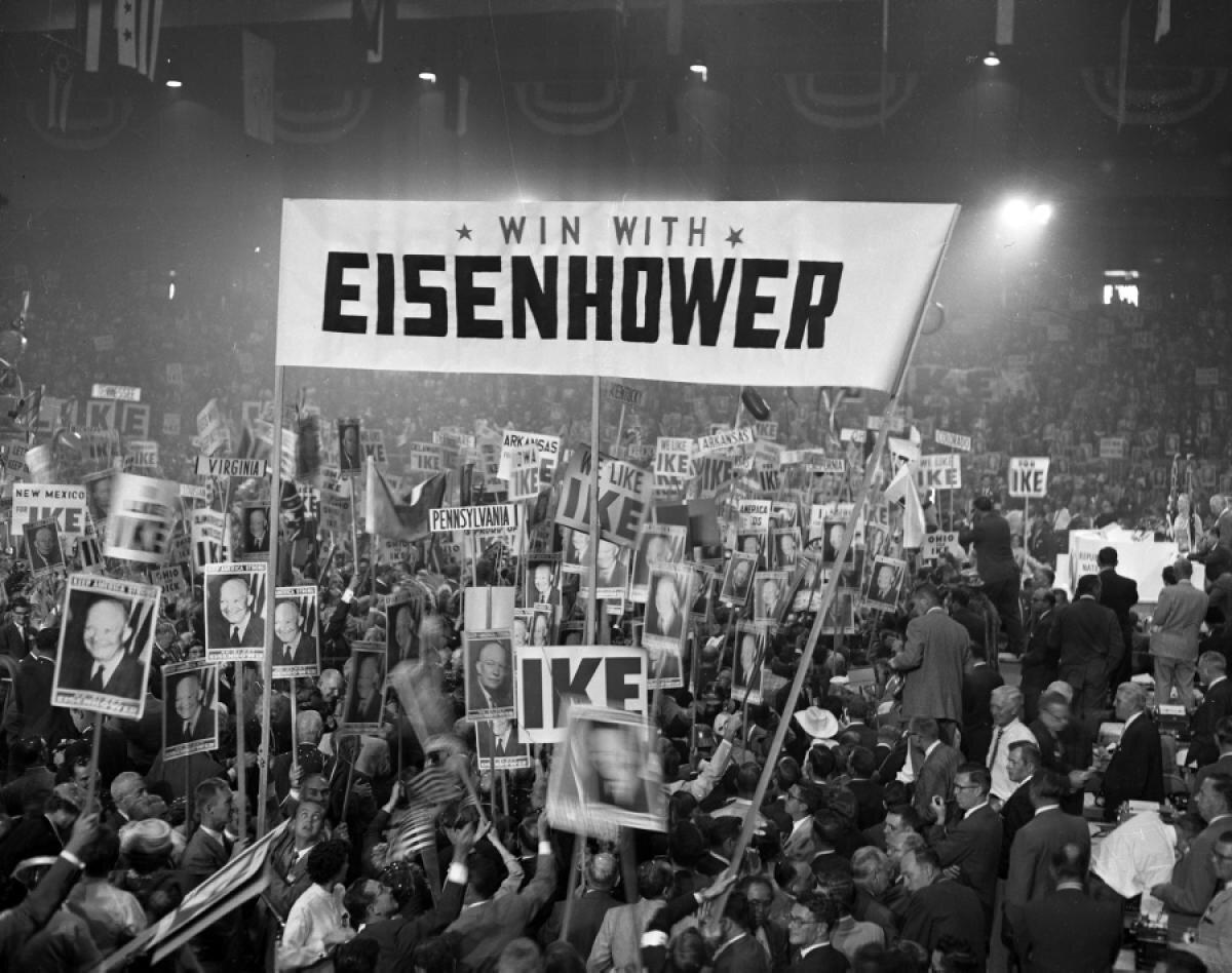 Eisenhower convention.jpg