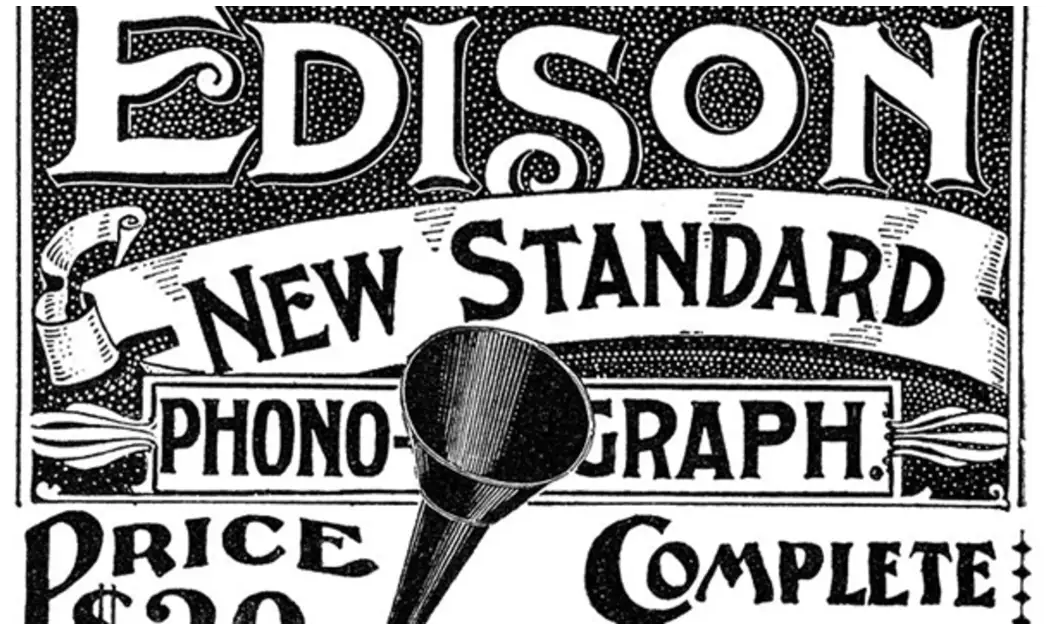Len Spencer Edison phonograph.png