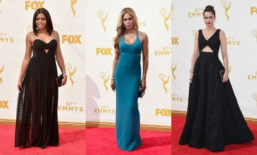 AMAZON theFIX: Cue The Flashbulbs: An Emmys Red Carpet Recap