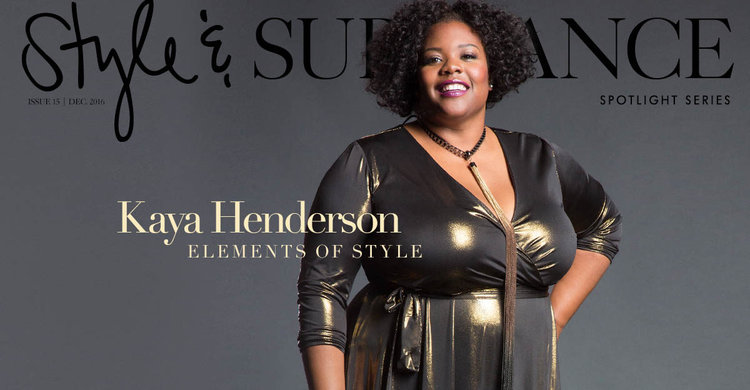 ELOQUII: Spotlight On Kaya Henderson