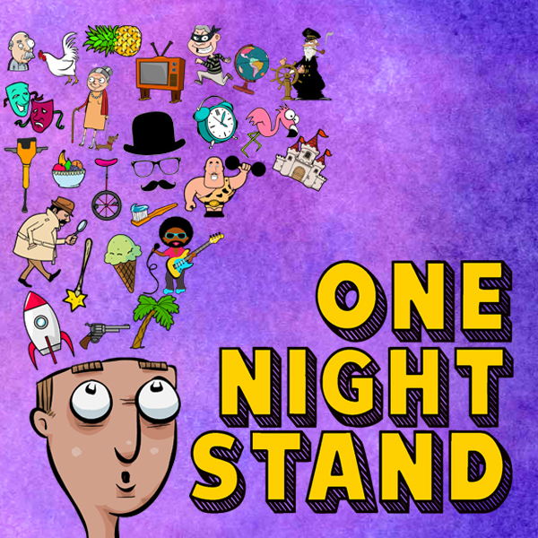 Click to view design work for One Night Stand by Wonderdog Studios