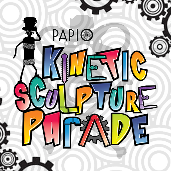 Click to view design and production work for Papio Kinetic Sculpture Parade by Wonderdog Studios