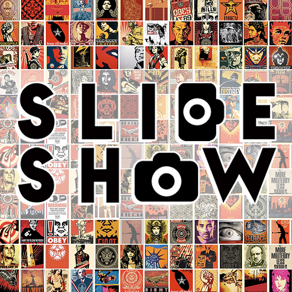 eClick to view design and production work for Slide Show by Wonderdog Studios