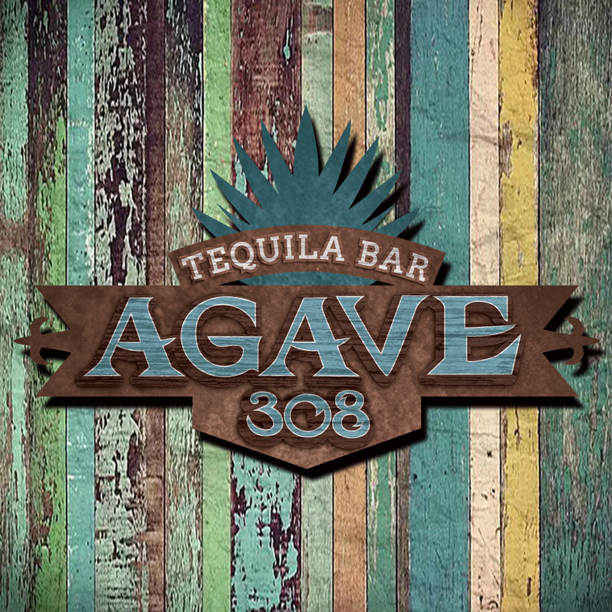 Click to view design work for Agave 308 Tequila Bar by Wonderdog Studios