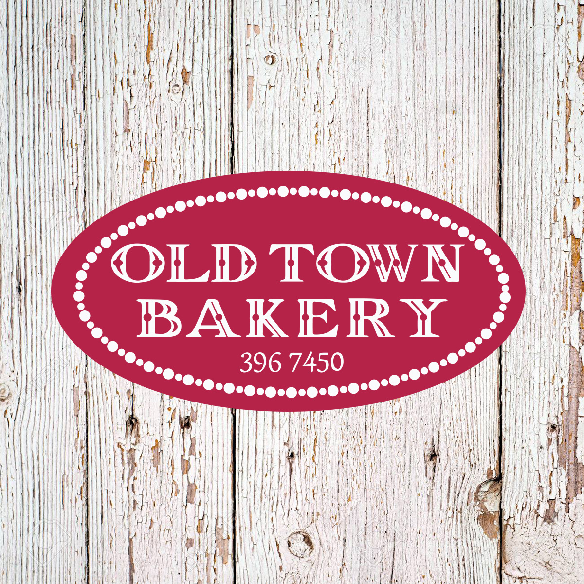 Click to view design work for Old Town Bakery by Wonderdog Studios