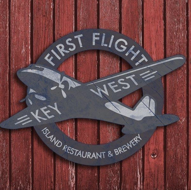 Click to view design work for first flight island restaurant and brewery by Wonderdog Studios