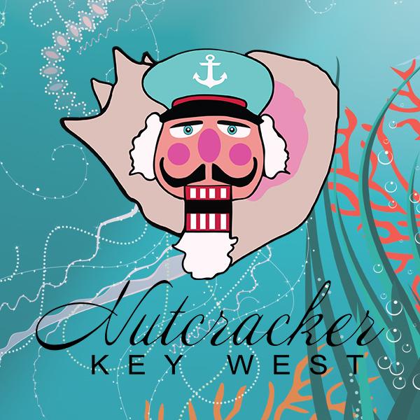 Click to view design work for Nutcracker Key West by Wonderdog Studios