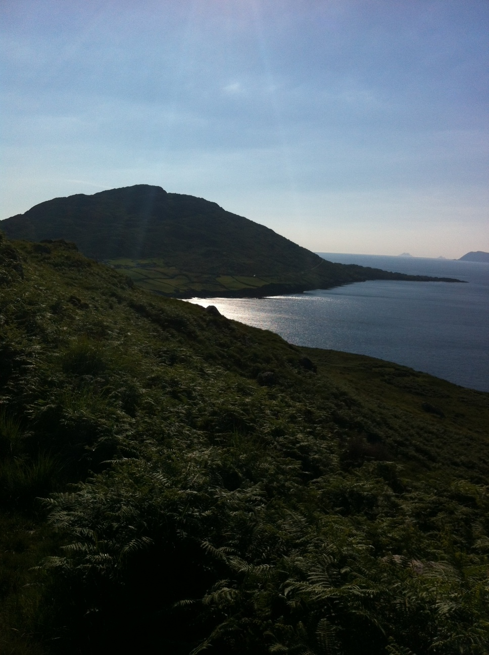 Land and sea of the Ring of Beara