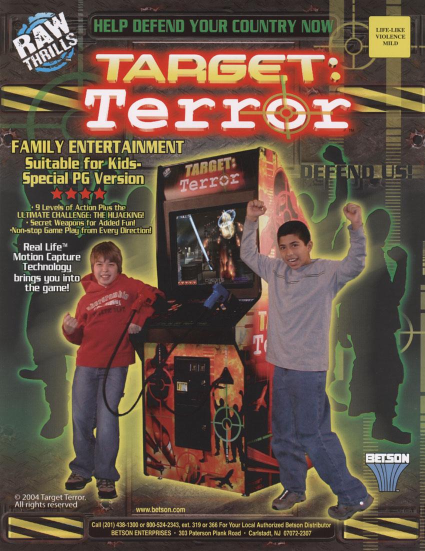 TARGET TERROR