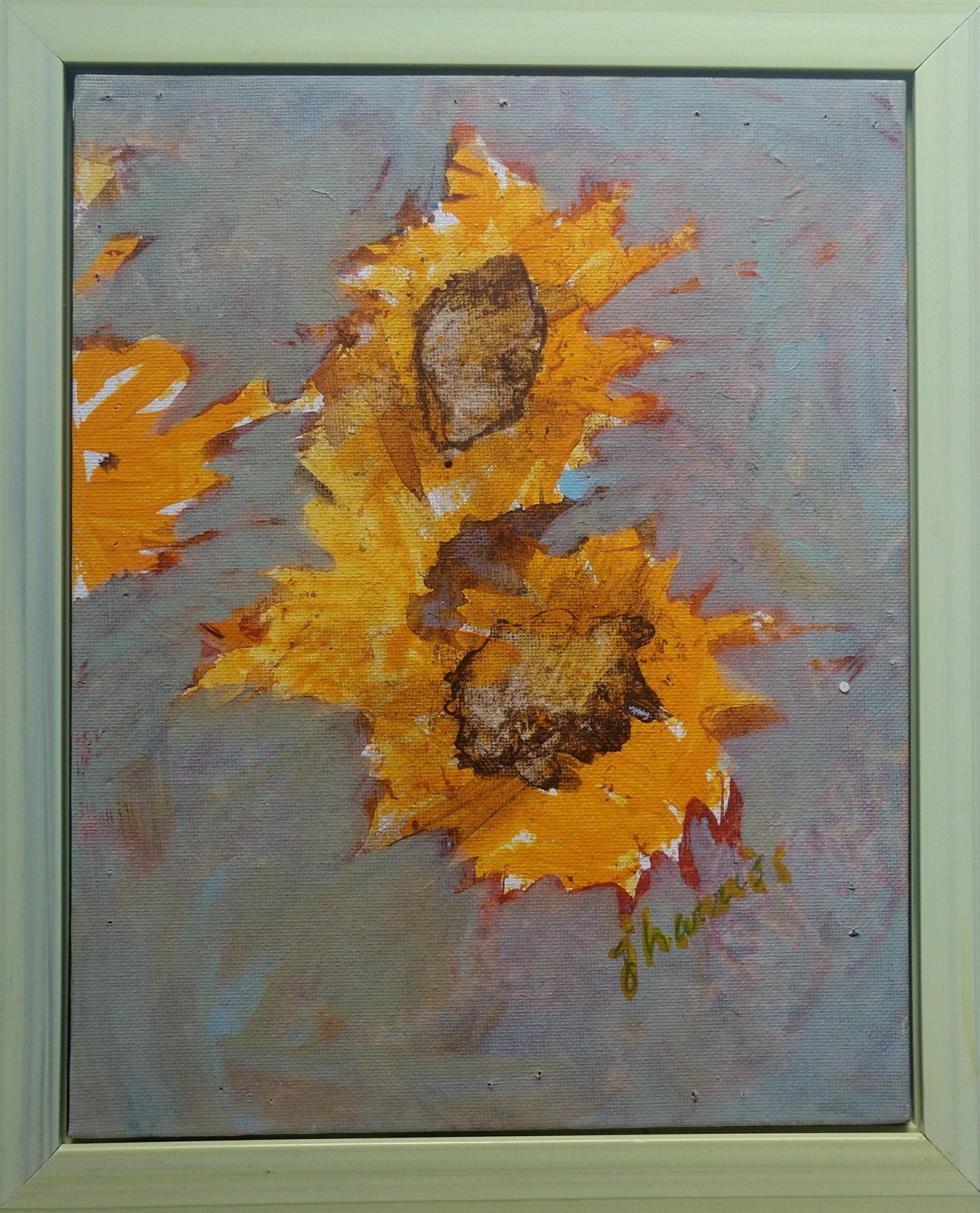 Sunflower Portrait 9
