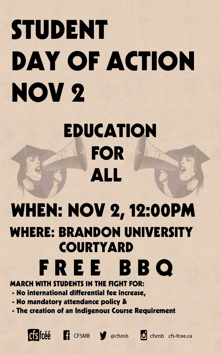 Click for more information about the Day of Action Facebook event