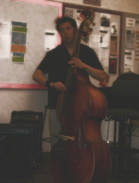 Upright at MVHS 2007