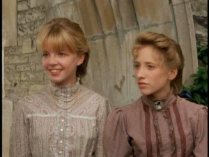 Ruby Gillis just wants lovemaking in all the stories [ Anne of Green Gables,  Chapter 26]