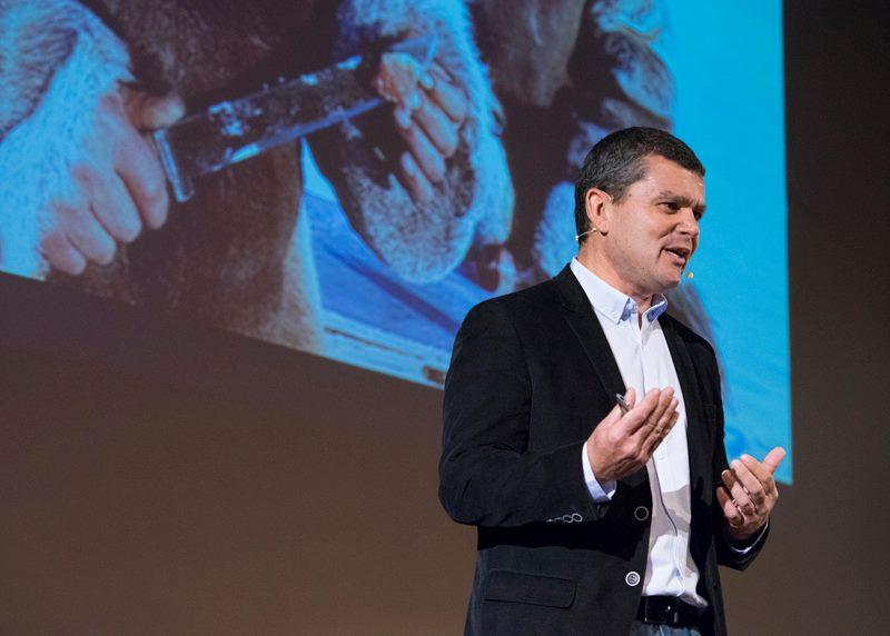 Recent TED talk