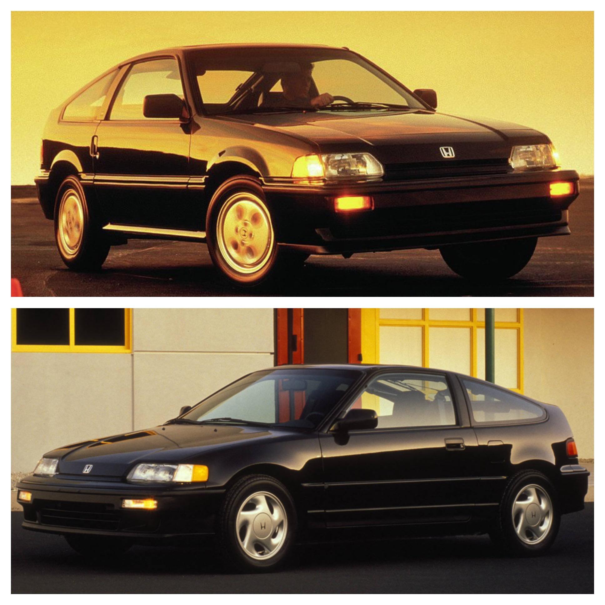 CRX 1984-1991 -